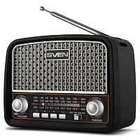 Портативний радіоприймач SVEN SRP-555 чорний