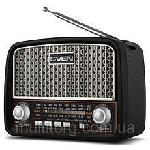 Портативный радиоприемник SVEN SRP-555 черный