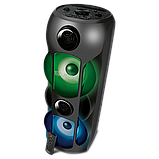 Колонка SVEN PS-720 Black (80Вт, TWS, bluetooth, подсветка, караоке), фото 5