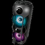 Колонка SVEN PS-720 Black (80Вт, TWS, bluetooth, подсветка, караоке), фото 8