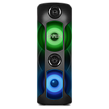Колонка SVEN PS-720 Black (80Вт, TWS, bluetooth, подсветка, караоке), фото 9