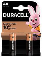 Батарейка Duracell Basic AA/LR06 BL 2шт