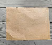 Бумажный пакет саше 38 г/м2 320х250х80 (1000 шт в упаковке)