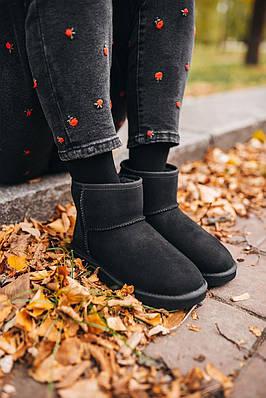 Женские зимние ботинки UGG