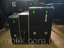Системные блоки Dell 380/760/780 Intel 2 ядра/2-4Gb/80-160Gb