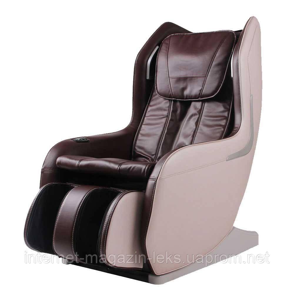Массажное кресло Galaxy коричневый