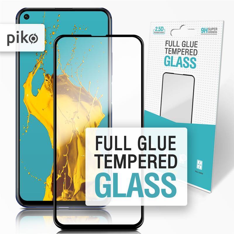 Защитное стекло Piko для Huawei Honor 20 Black Full Glue, 0.3mm, 2.5D (1283126494994)