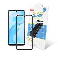 Защитное стекло Global для Vivo Y1S Full Glue Black (1283126504235)