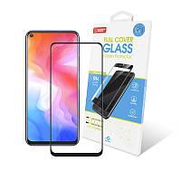 Защитное стекло Global для Vivo Y30 Full Glue Black (1283126504242)
