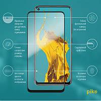 Защитное стекло Piko для Vivo Y30 Black Full Glue, 0.3mm, 2.5D (1283126504358)