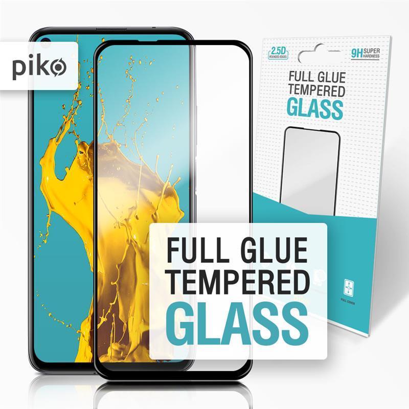 Защитное стекло Piko для Huawei Nova 5T Black Full Glue, 0.3mm, 2.5D (1283126497285)