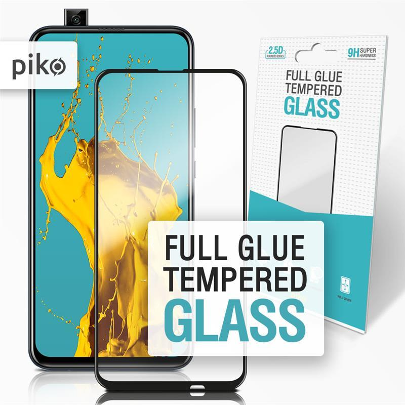 Защитное стекло Piko для Huawei P Smart Pro Black Full Glue, 0.3mm, 2.5D (1283126497278)
