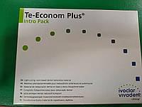 Те-Эконом,Te-Econom Plus, Ivoclar Vivadent-набор 4шпр.Те-економ плюс-фотополімер матеріал  4шпр-4гр і бонд,, фото 1