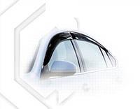 Дефлекторы окон Mazda 6 II Hb 5d 2007-2012   Ветровики Мазда 6