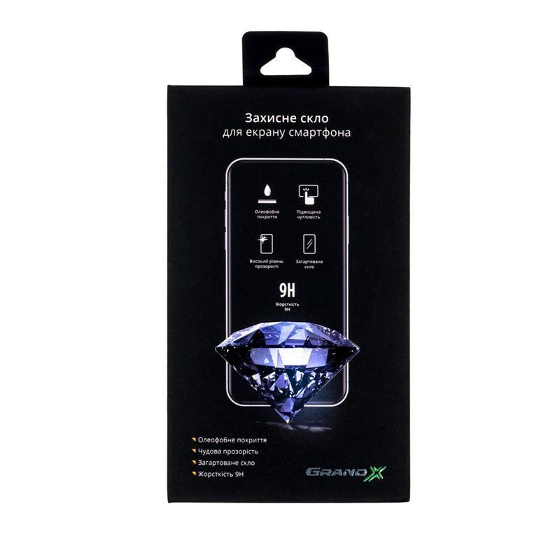 Защитное стекло Grand-X для Xiaomi Mi 9 SE Black, 0.33мм (GXXMI9SEFCB)