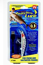 Приманка для рыбалки Twitching Lure № G09-31 Рыбка, фото 3