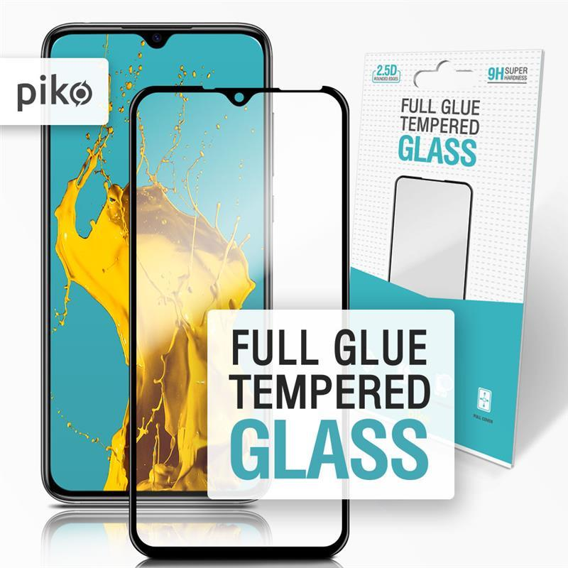 Защитное стекло Piko для Xiaomi Mi 9 Lite Black Full Glue, 0.3mm, 2.5D (1283126494437)