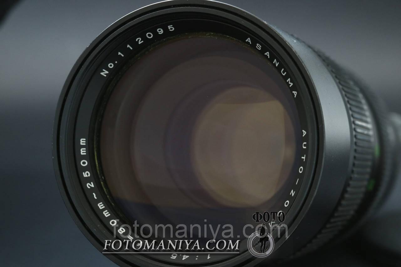 Asanuma 80-250mm f4.5 for Nikon Non-Ai