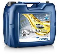 Масло трансмісійне Neste PREMIUM+ 10W-40 (20 л.) напівсинтетична (було PREMIUM 10W-40)