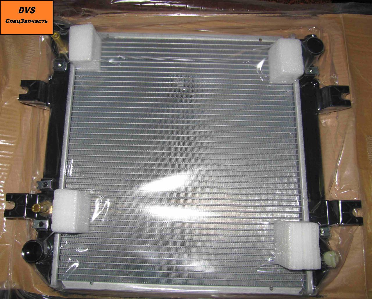 Радиатор на погрузчик Komatsu FG15