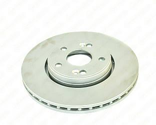 Гальмівний диск передній 280x26mm. R15/16 на Renault Kangoo II 2012-> - ABS - ABS16219
