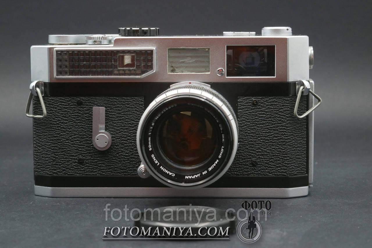 Canon MODEL 7 Kit Canon Lens 50mm f1.8
