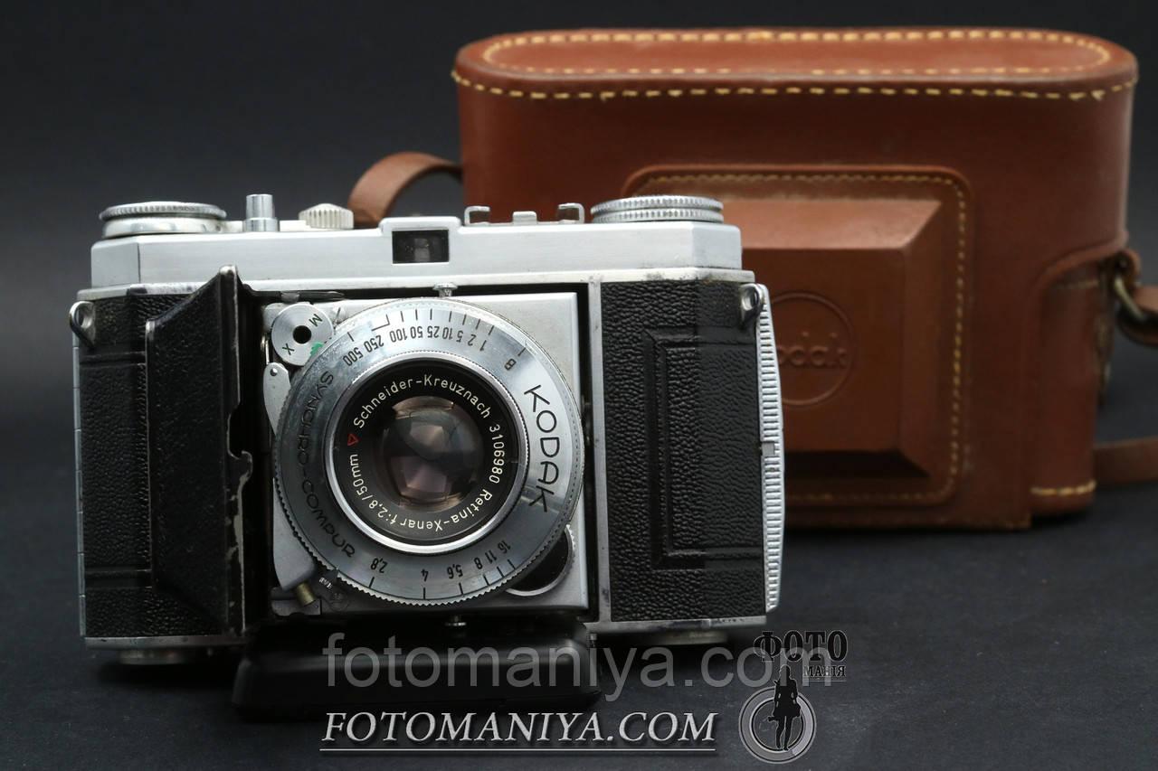 Kodak Retina Ia  Retina-Xenar 50mm f2.8