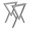 Опора для стола из металла 1153