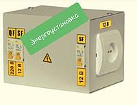 Ящик з понижуючим трансформатором ЯТП-0,25 220/24-2 36 УХЛ4 IP30 IEK