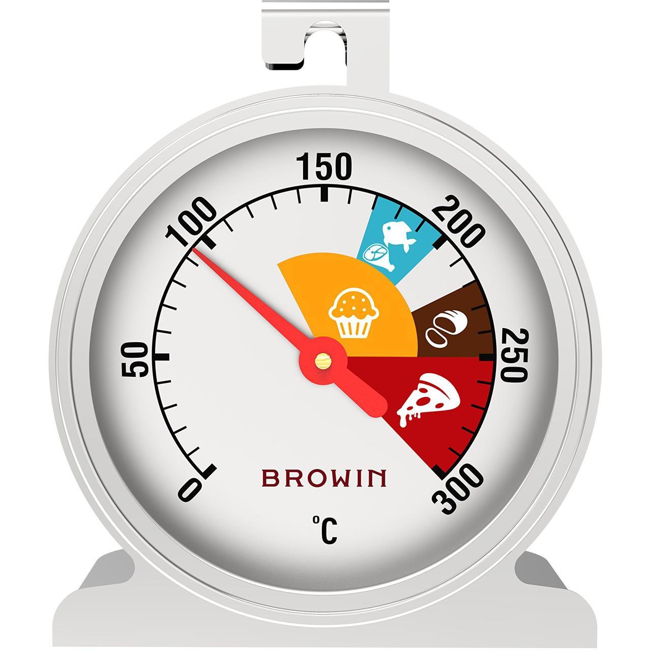 Термометр для духовки, печі, барбекю від 0°C до +300°С BROWIN