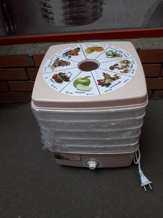 Сушка для овощей и фруктов Чудесница до 20литров