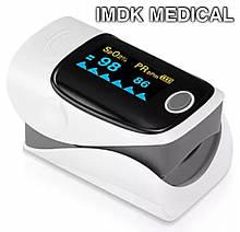 Пульсоксиметр  IMDK Medical A3 OLED - медицинский для измерения кислорода в крови и пульса с LED экраном