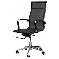 Кресло Special4You Solano mesh black черный