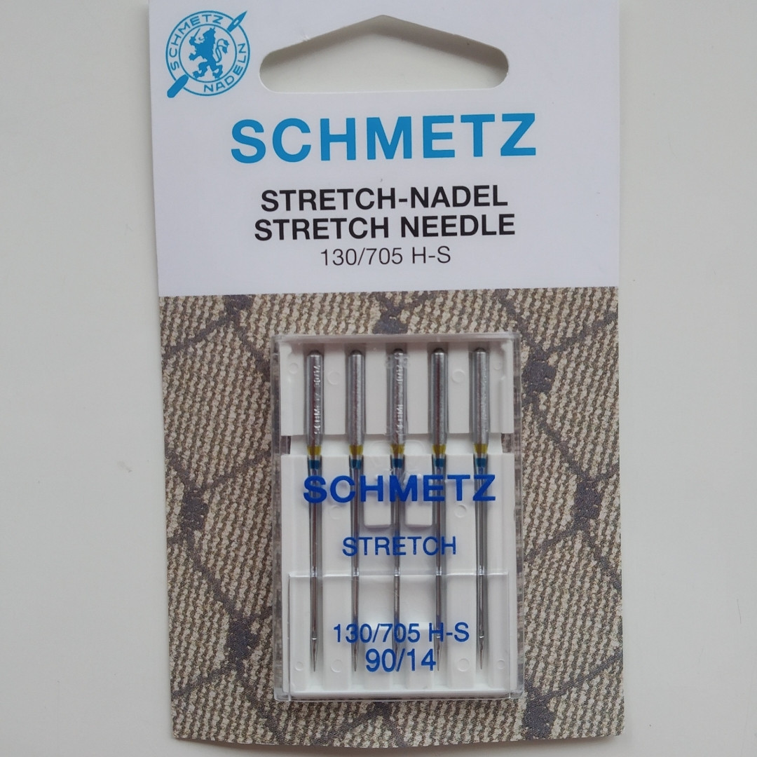 Голки Schmetz STRECH 90/14 для побутових швейних машин