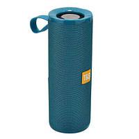 Bluetooth-колонка SPS UBL TG149, с функцией радио, speakerphone, Power Bank, aquamarine