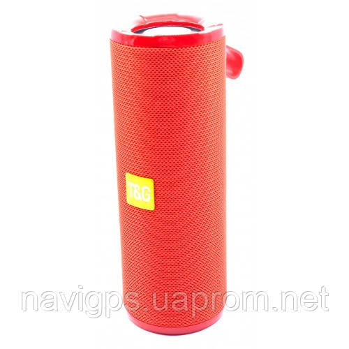 Bluetooth-колонка SPS UBL TG149, с функцией радио, speakerphone, Power Bank, red
