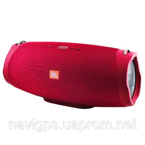 Bluetooth-колонки JBL XTREME (HUGO) BOMBOX, c функцією speakerphone, PowerBank, red