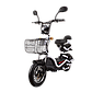 Электрический мопед  R1 RACING  Athena 500W/48V/20AH(DZM) (белый), фото 4