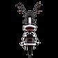 Электрический мопед  R1 RACING  Athena 500W/48V/20AH(DZM) (белый), фото 5