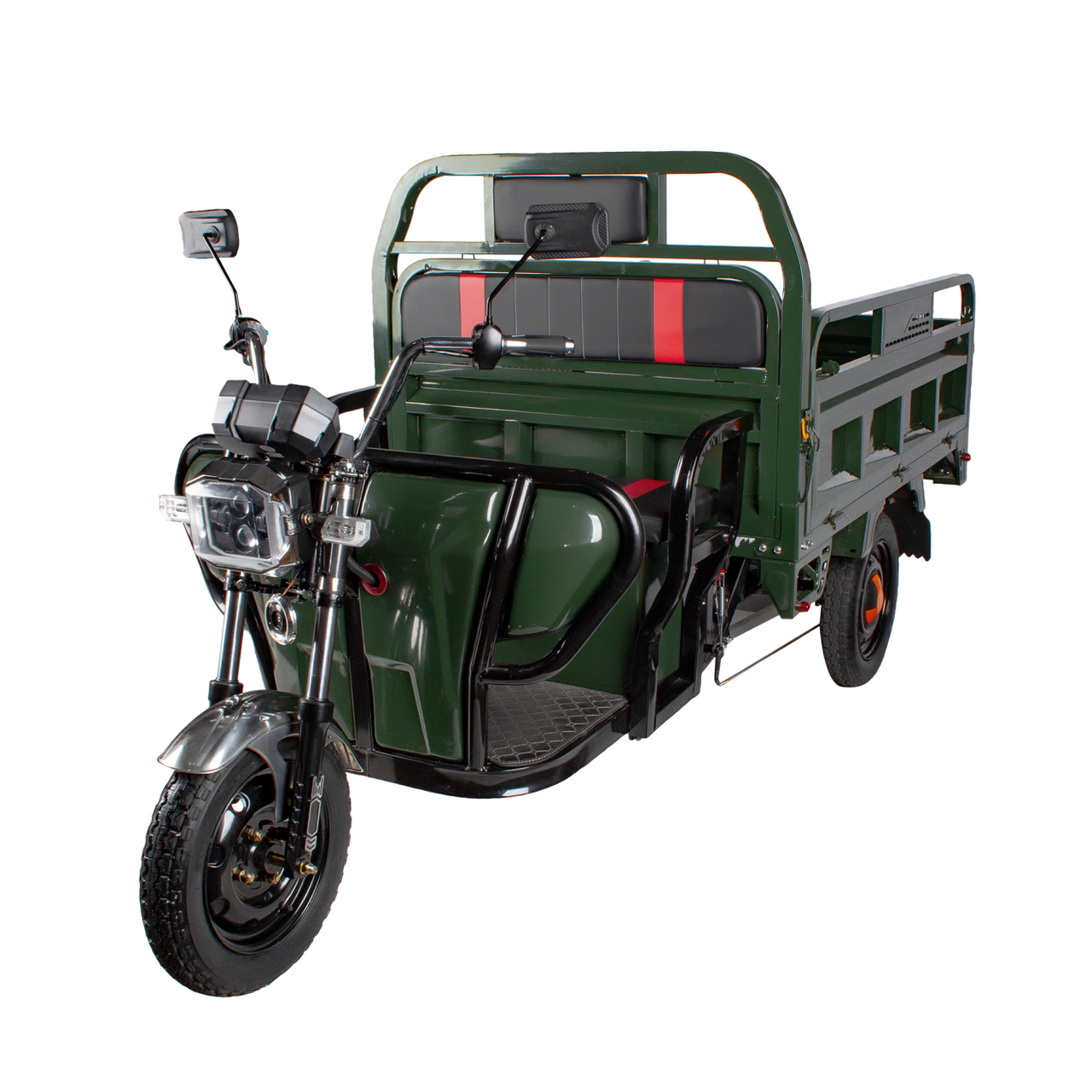 Электрический мопед TRIGO JJ1.6  1200W/60V/50AH(DZM) (зеленый)