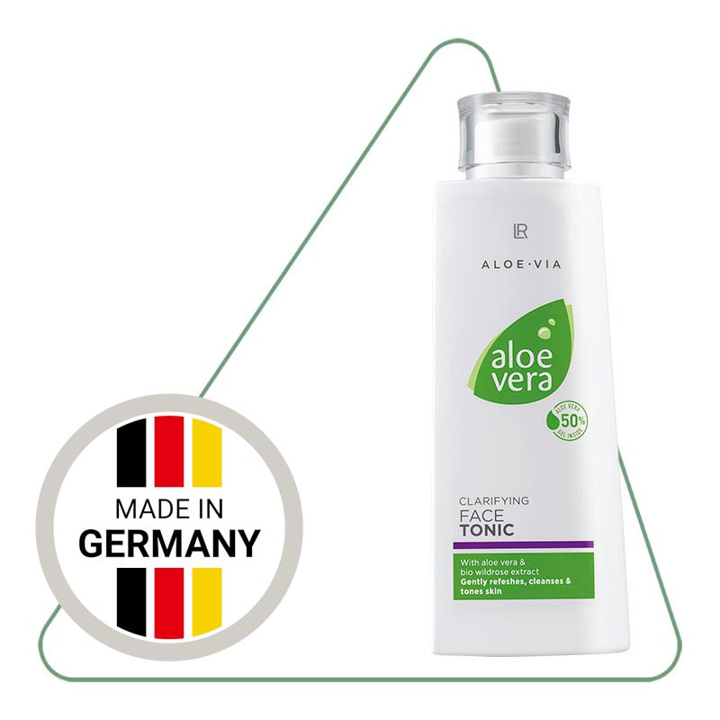 Очищуючий тонік для обличчя LR Aloe Vera (200 мл)