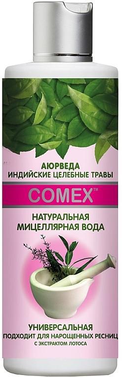 Мицеллярная вода Comex Универсальная с экстрактом лотоса 250 мл
