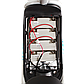 Электрический мопед  CITY gy-4 350W/48V/20AH(DZM) (серо-голубой), фото 5