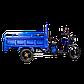 Электрический мопед TRIGO JJ1.6  1200W/60V(синий), фото 3