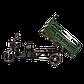 Электрический мопед TRIGO JJ1.6  1000W/60V/50AH(DZM) (зеленый), фото 2