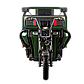 Электрический мопед TRIGO JJ1.6  1000W/60V/50AH(DZM) (зеленый), фото 5