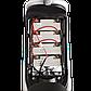 Электрический мопед  CITY gy-4 350W/48V/20AH(GL) (серо-голубой), фото 5