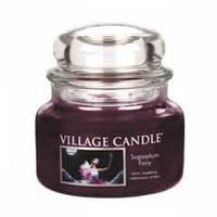 Аромасвеча ТМ Village Candle Сахарная слива (время горения 55 часов)