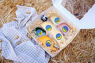 Подарочный набор сыров Size L (1,2 кг)
