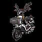 Электрический мопед  R1 RACING  Athena 500W/48V (белый), фото 4